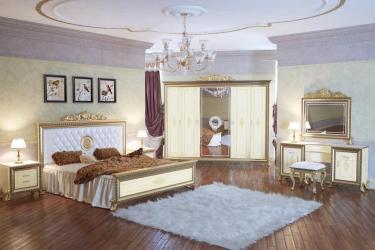 Спальня Версаль (слоновая кость) вариант 3