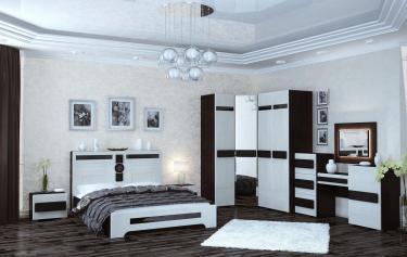 Спальня Престиж вариант1
