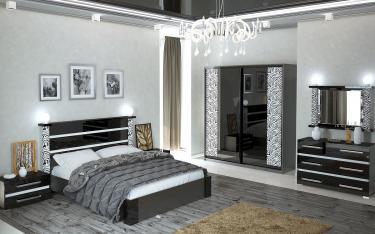 Спальня Сан Ремо вариант 1