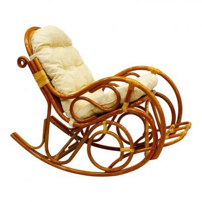Кресло-качалка с подножкой 05/11 К