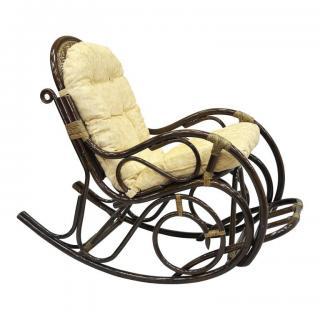 Кресло-качалка с подножкой 05/11 Б