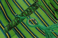 Гамак двухместный KOLOMBUS зеленый
