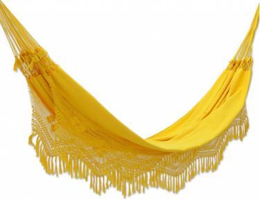 Гамак двухместный FORRO желтый