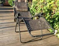 Раскладное кресло шезлонг ZD-1