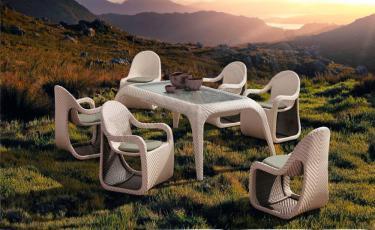 Комплект мебели из ротанга Патио Fox