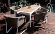 Комплект мебели из искусственного ротанга TESNO
