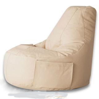 Кресло мешок Comfort Creme (экокожа)