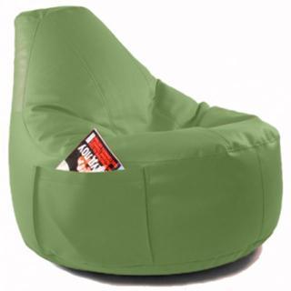 Кресло мешок Comfort Green (экокожа)
