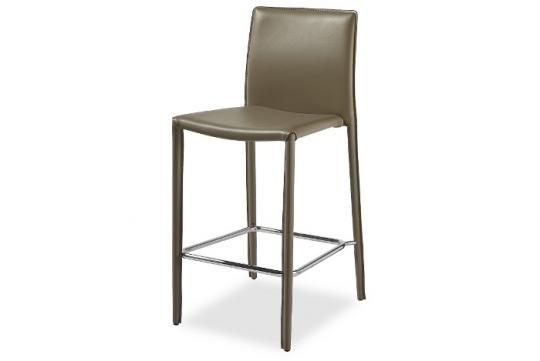 Барный стул VIOLA/SG 65 серо-коричневый