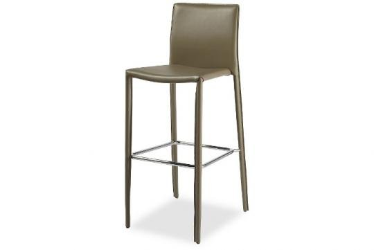 Барный стул VIOLA/SG 80 серо-коричневый
