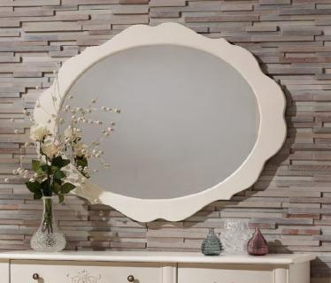 Зеркало Panamar 303 белое