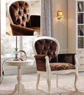 Кресло Panamar модель 429 (72) белый