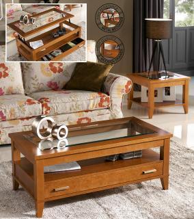 Журнальный столик Panamar модель 628 (90), 628 (100), 628 (112)