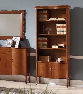 Библиотека ( книжный шкаф ) Panamar модель 725.000
