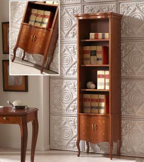 Библиотека ( книжный шкаф ) Panamar модель 727.000