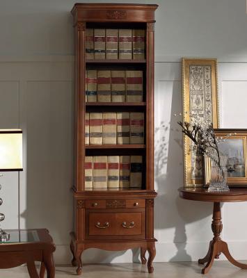 Библиотека (книжный шкаф) Panamar 827+ тумба 887
