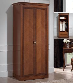 Платяной шкаф 2-х дверный Panamar модель 875.002