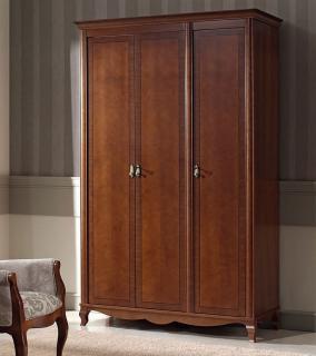 Платяной шкаф 3-х дверный Panamar модель 876.003