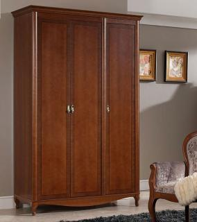 Платяной шкаф 3-х дверный Panamar модель 877.003