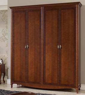Платяной шкаф 4-х дверный Panamar модель 877.004