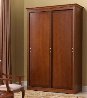Платяной шкаф-купе 2-х дверный Panamar шириной 150 см модель 975.150, 976.150, 977.150