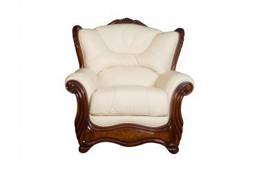Кожаное кресло Brio