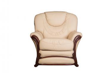 Кожаное кресло Anna