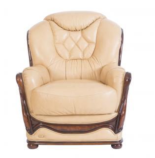 Кожаное кресло Maria