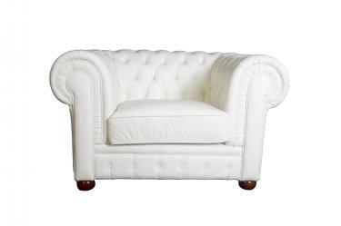 Кожаное кресло Chester
