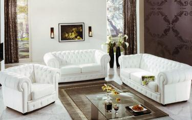 Комплект мягкой мебели Chester