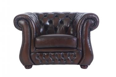 Кожаное кресло Karen
