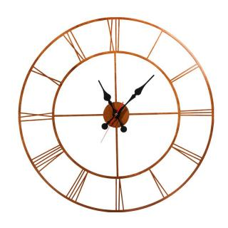 Часы настенные Zzibo, цвет орех арт. 171