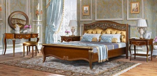 Спальня Патриция