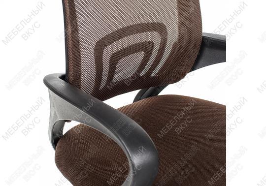 Офисное кресло Turin коричневое-3