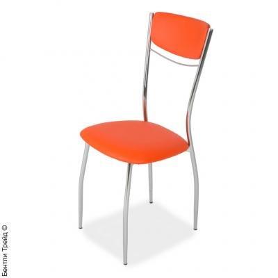 Металлический стул DY-B606 Orange(R26)