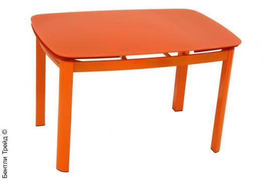 Стеклянный стол 6236C Orange