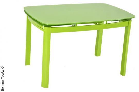 Стеклянный стол 6236B Green/Green