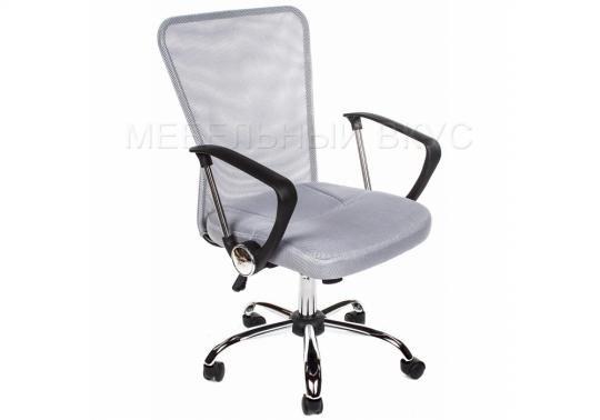 Офисное кресло Luxe серое