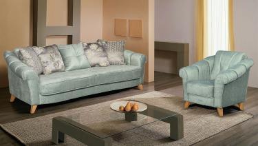 Набор мягкой мебели Ника