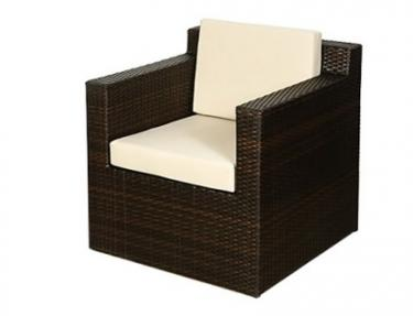 Кресло с 2-мя подушками GARDA 1007 R