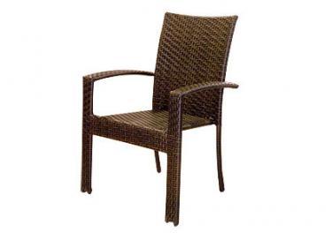 Кресло с двойным подлокотником GARDA-1011 R