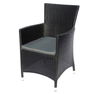 Кресло с подушкой GARDA-1033 R
