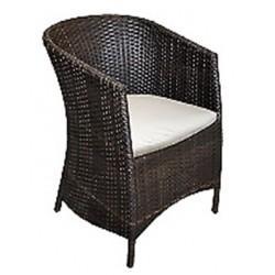 Кресло с подушкой GARDA-1022 R