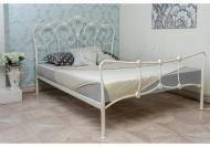 Кровать Agata 160 х 200 бежевая