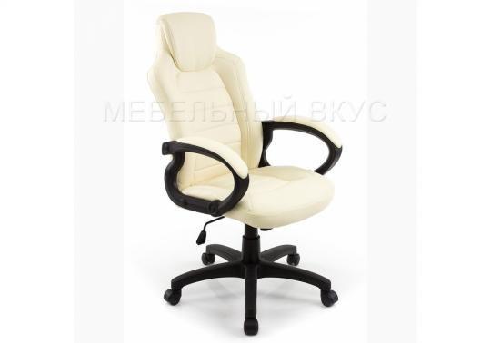 Игровое компьютерное кресло Kadis кремовое