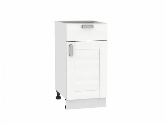 Шкаф нижний с 1-ой дверцей и ящиком Лофт 400