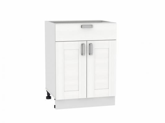 Шкаф нижний с 2-мя дверцами и ящиком Лофт