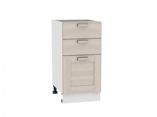 Шкаф нижний с 3-мя ящиками Лофт 400