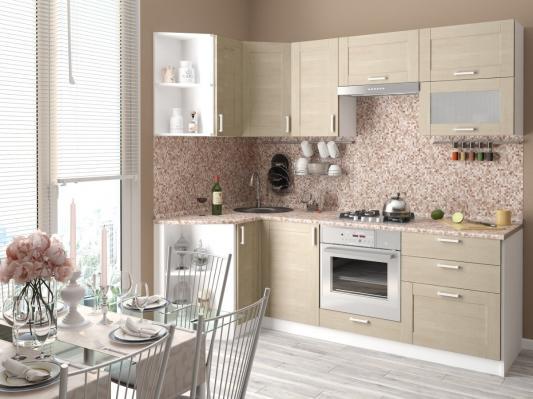 Кухня Лофт (Cappuccino Veralinga) угловая