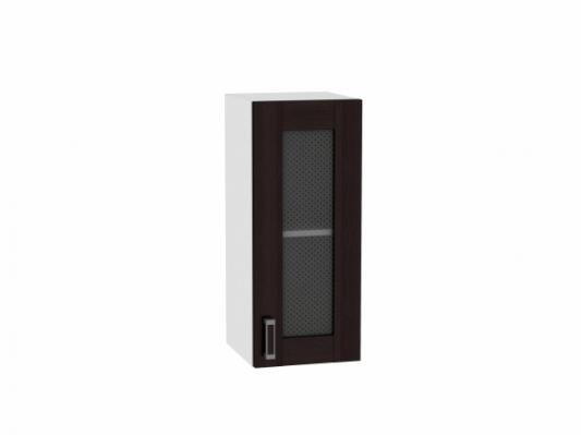 Шкаф верхний с 1-ой остекленной дверцей Лофт 300